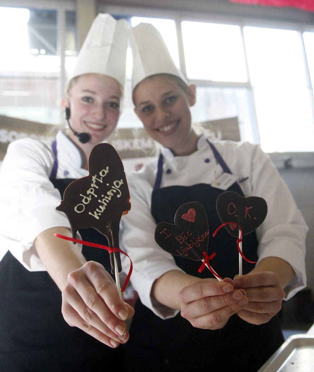 Odprta kuhinja: Festival Kulinart - med ljudmi je lepo