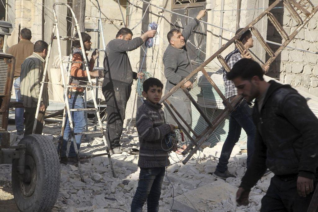Moskva svari Asada, naj ravna v skladu z mirovnim procesom