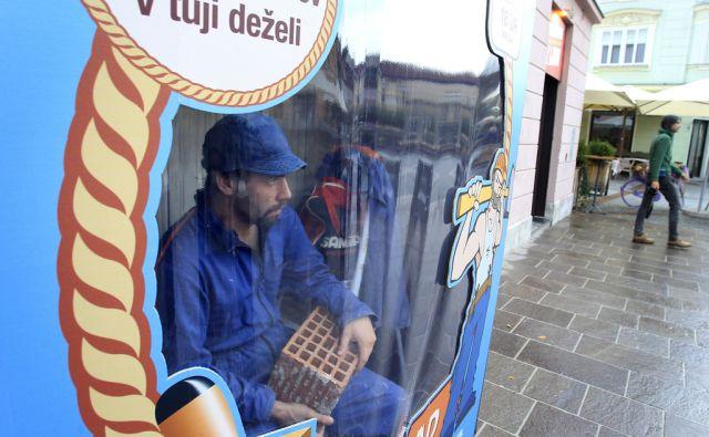 Trgovina z ljudmi v Ljubljani, 17. oktobra 2014