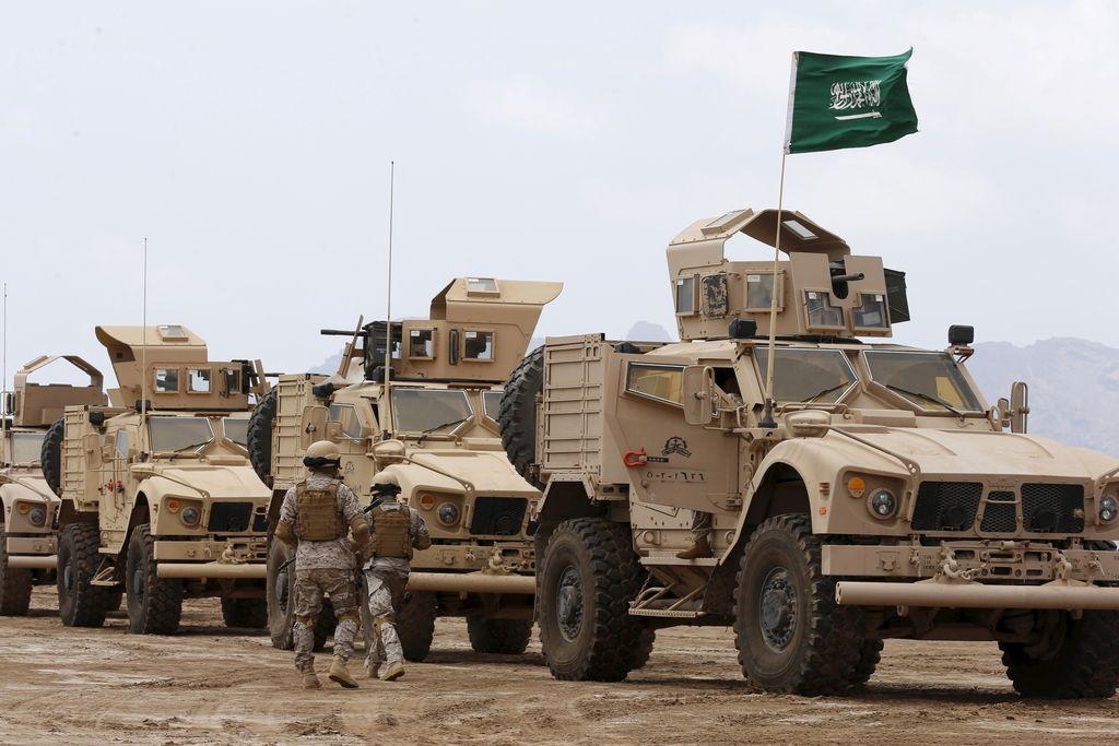 Saudska Arabija skoraj potrojila nakupe orožja