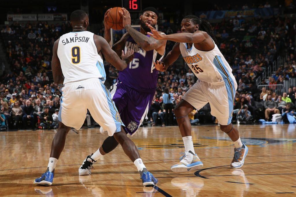 NBA: Cousins rešil Sacramento (VIDEO)