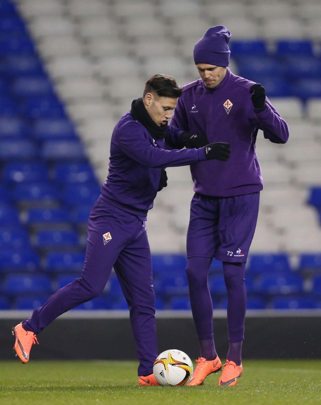 Fiorentina po presenečenje z Iličićem