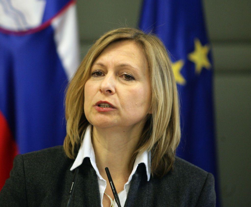 Smiljana Knez uradno prevzela slovensko veleposlaništvo v Zagrebu