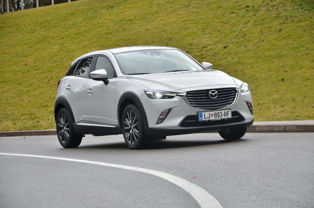 Preizkusili Smo Mazda Cx 3 G150 Awd Revolution