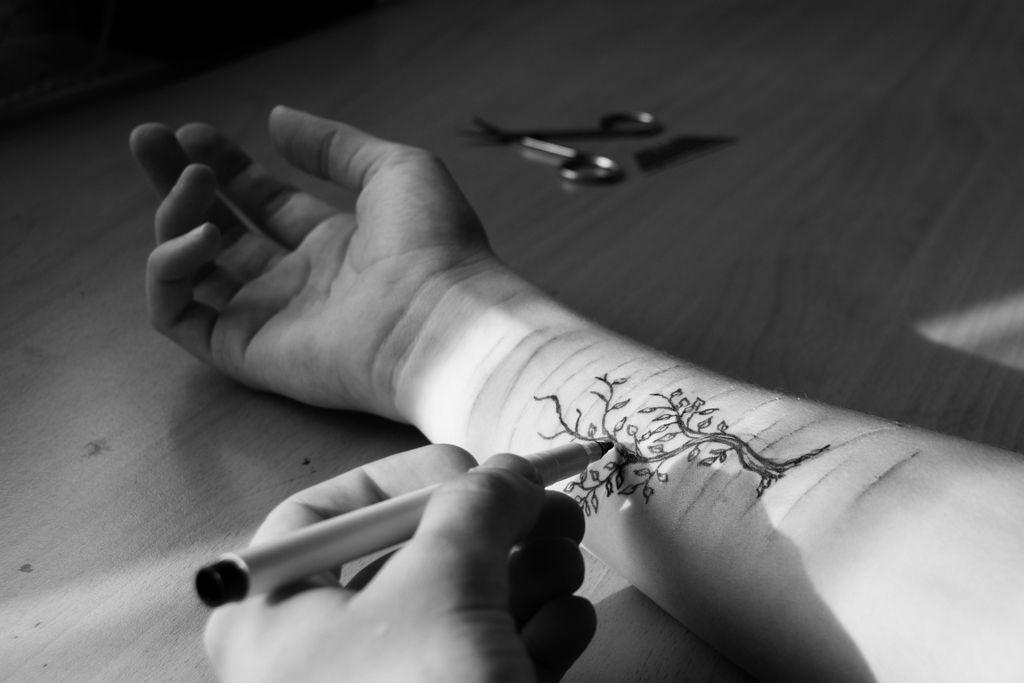 Korenine moje bolečine