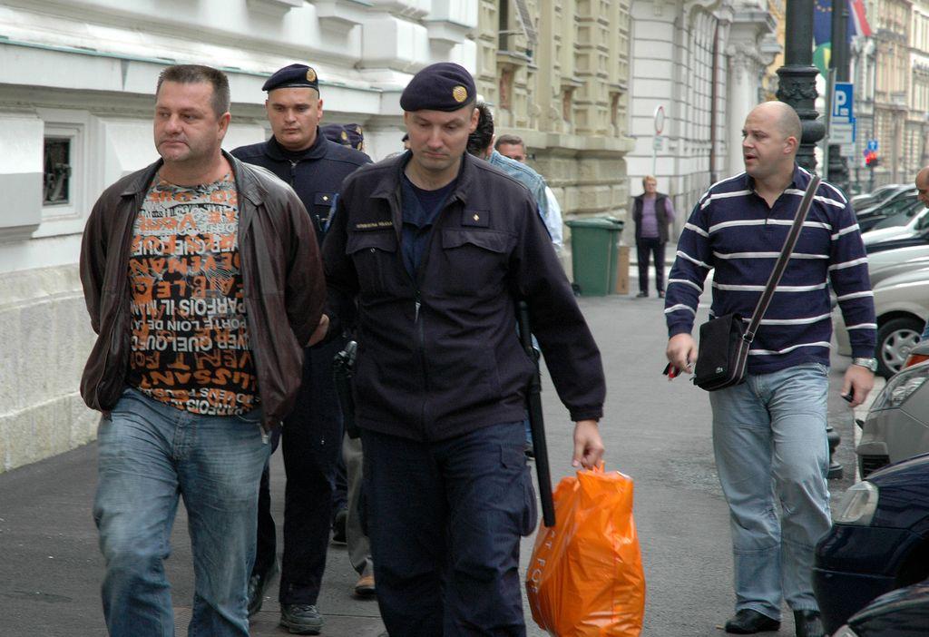 Kazenski spis hrvaškega kralja tihotapcev gre v Zagreb