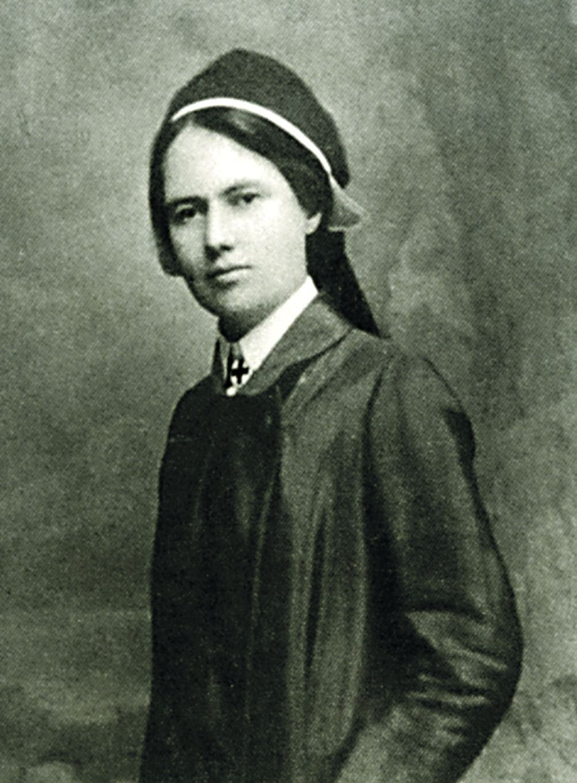 Angela Boškin je bila slovenska Florence Nightingale