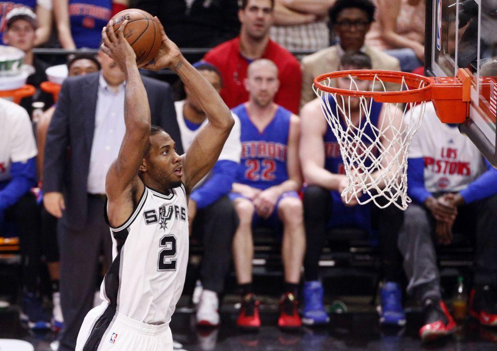 NBA: Ostroge do šeste zaporedne zmage (VIDEO)