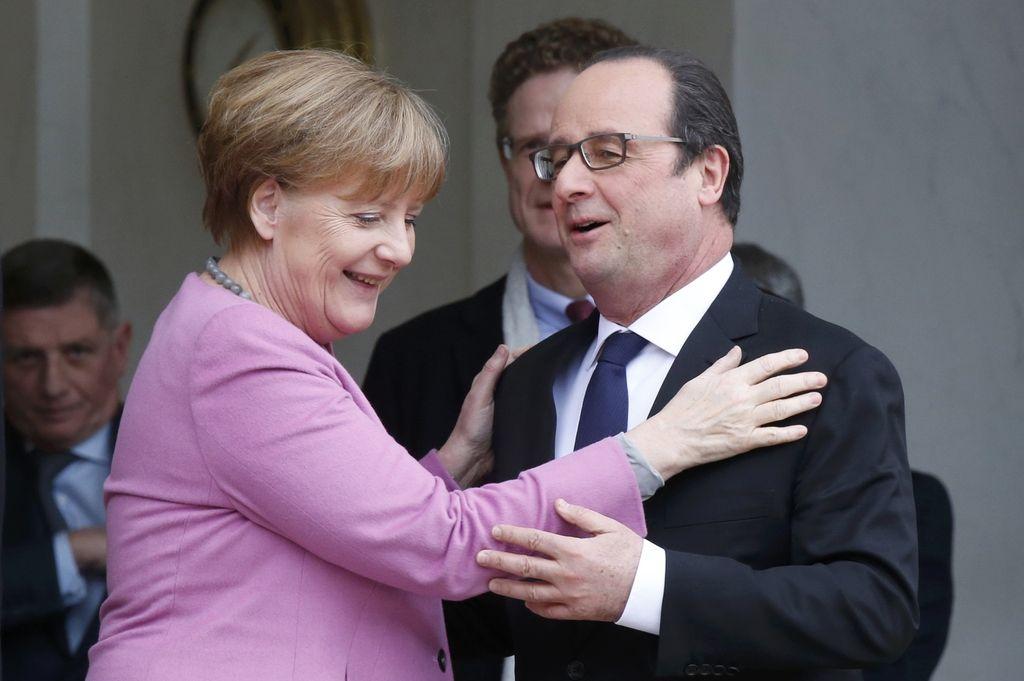 Tudi Francija za zavarovanje zunanjih meja Evropske unije