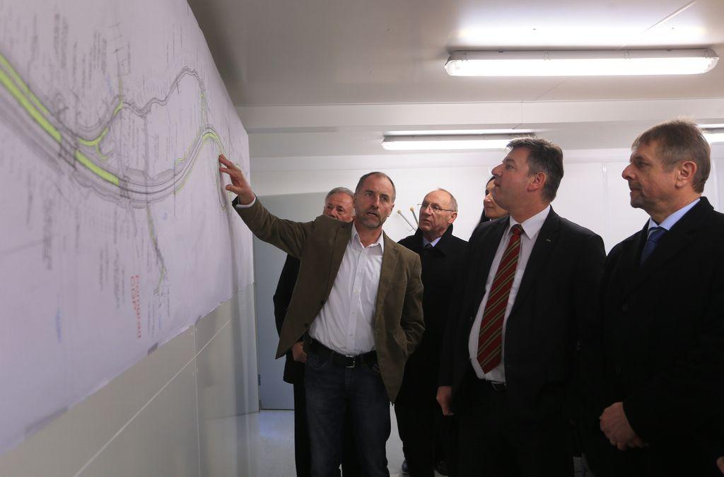 Vladni obisk Podravja: nič obljub, zgolj zaveze o sodelovanju