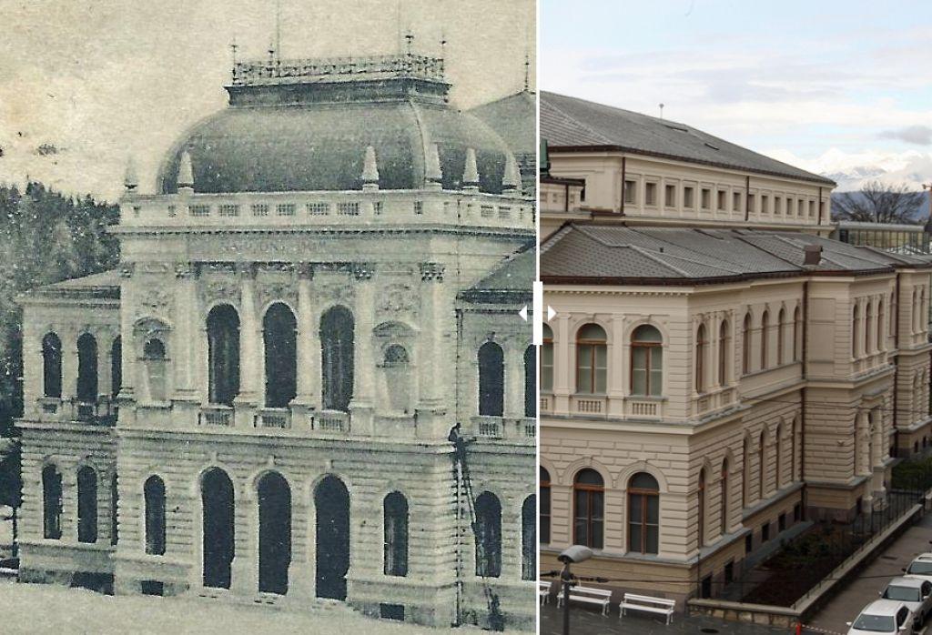 Mesto skozi čas: Narodni dom