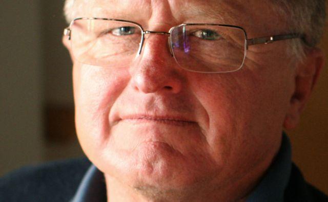 3.3.2013 Ljubljana, Slovenija. Primož Finžgar, generalni sekretar Organizacijskega komiteja Planica.FOTO: JURE ERZEN/Delo