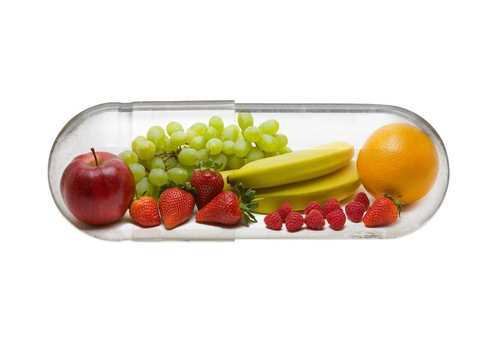 Mastne kalorije: Hrana naj bo vaše zdravilo in vaše zdravilo naj bo vaša hrana