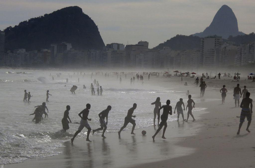 Nogomet - darilo človeštvu