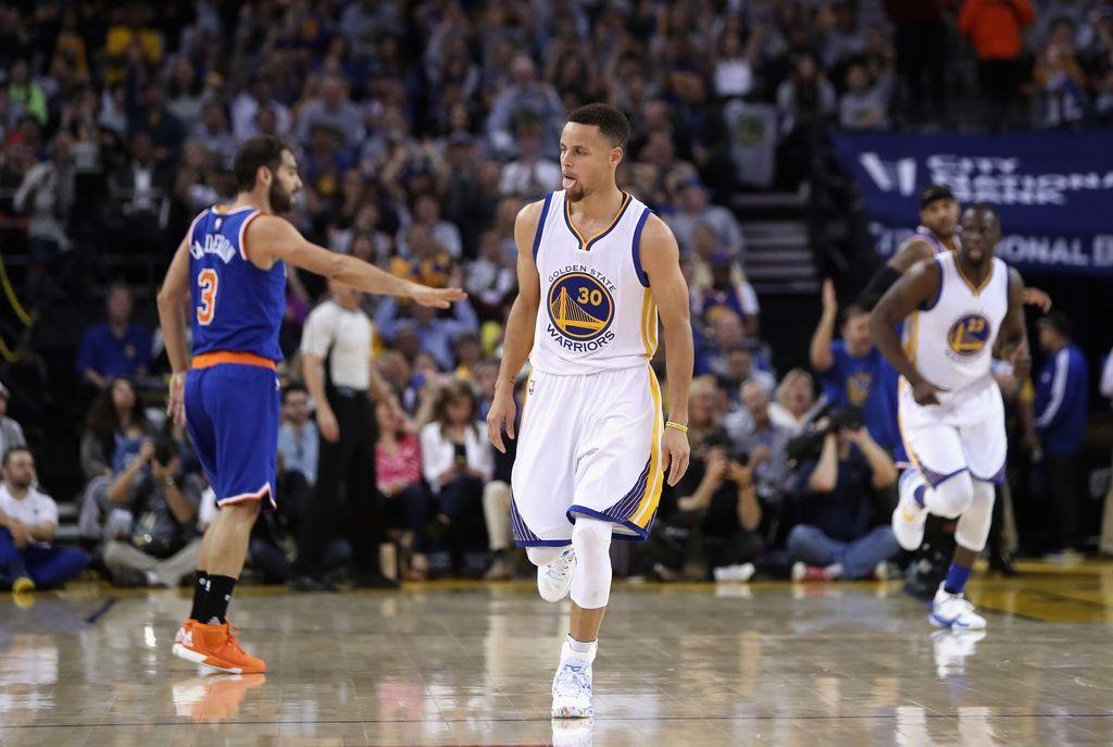 NBA: Golden State razstavil Kratkohlačnike na prafaktorje (VIDEO)