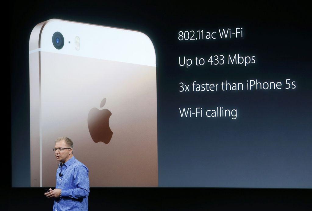 Novi mali iphone s staro, preverjeno obliko