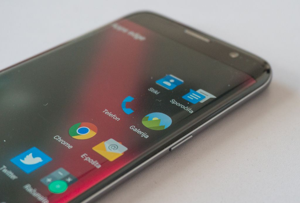 Samsung galaxy s7: Najbolj izpopolnjen pametni telefon