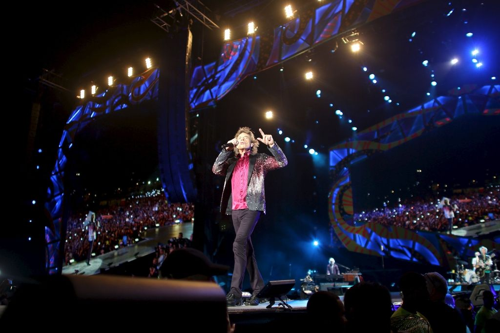 Rolling Stones v Havani doživeli nepozaben šov