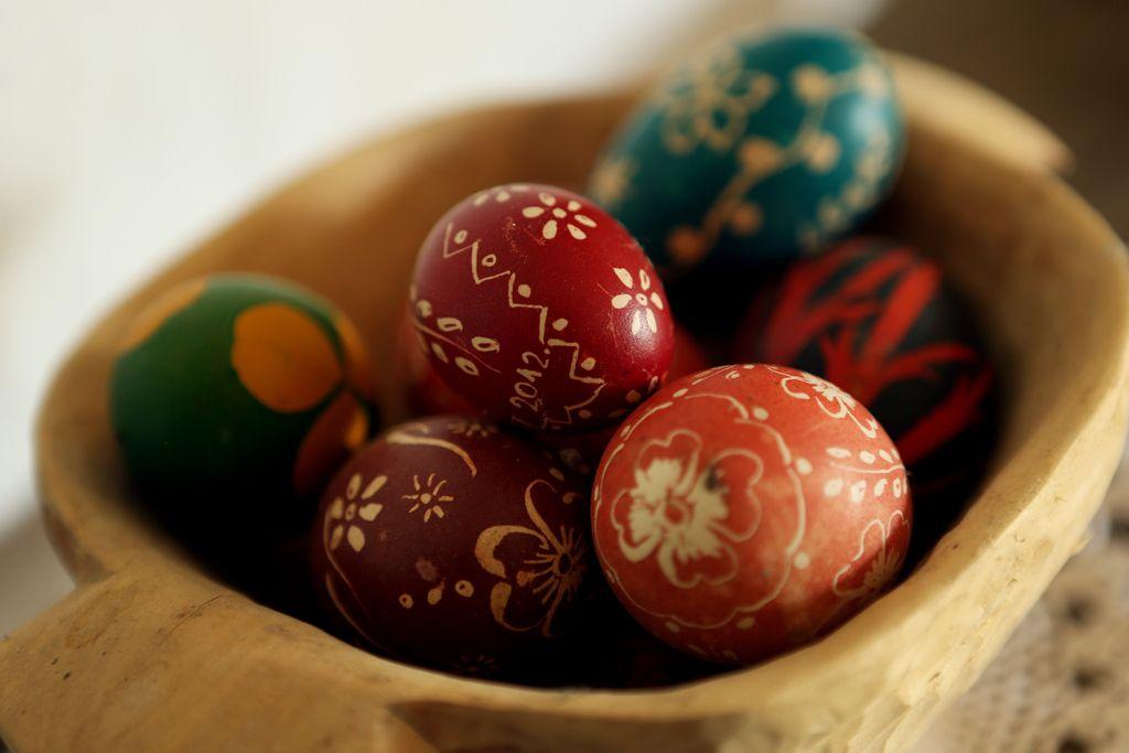 Nedelovih sedem: Spomini na velikonočne praznike