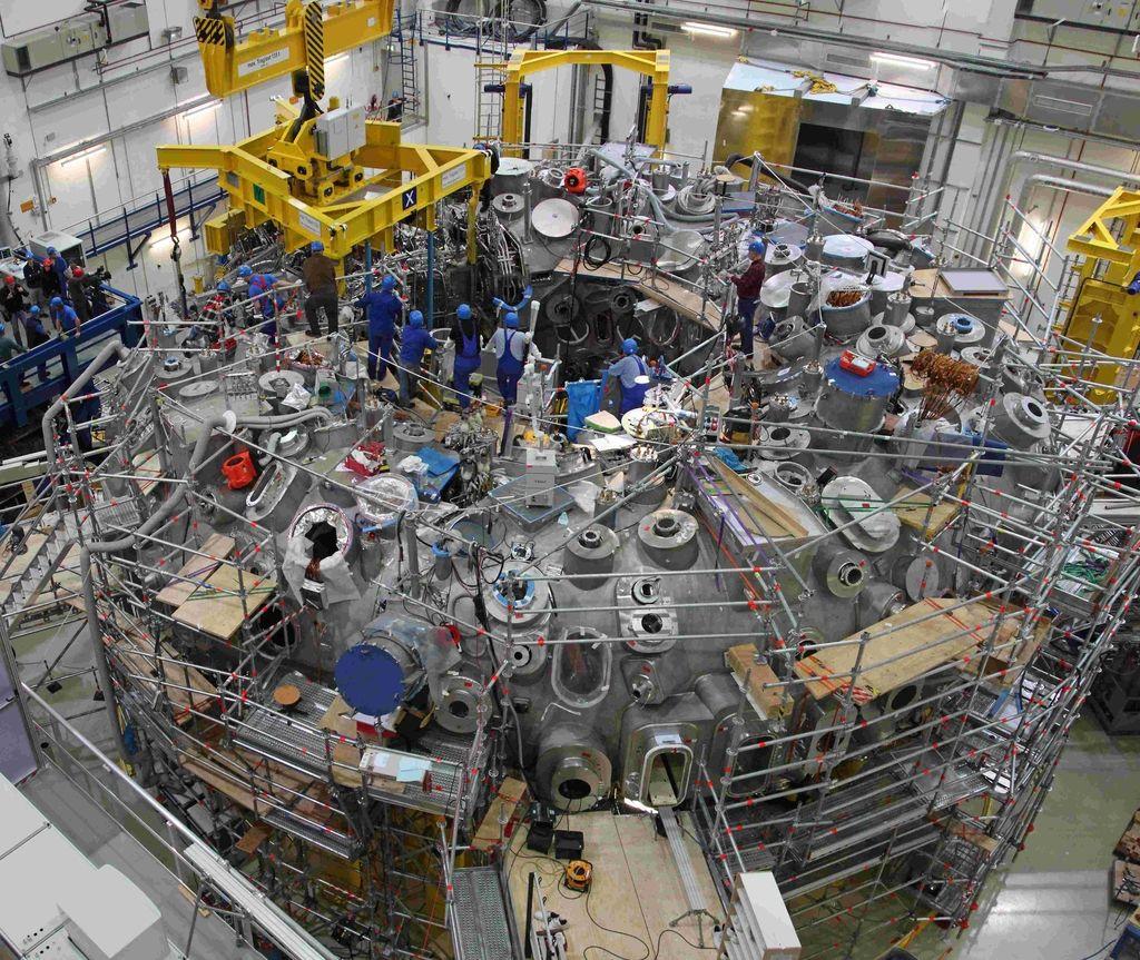 Pomemben korak k izkoriščanju fuzijske energije
