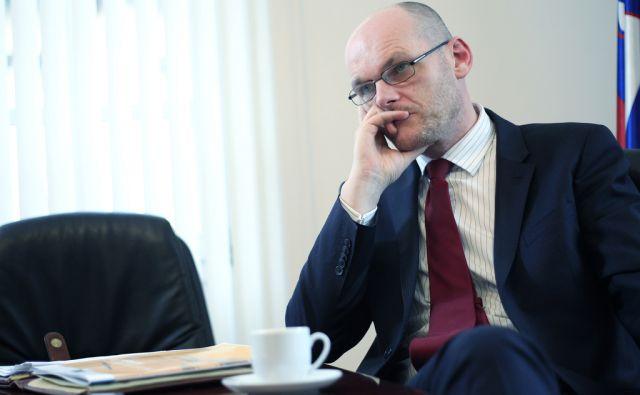 Goran Klemenčič, minister za pravosodje v Ljubljani, 17. marca 2015