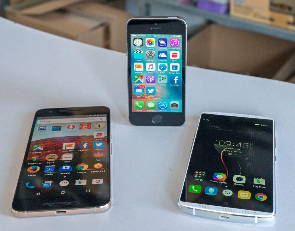 Apple iphone se: Prišlek iz pretekle dobe