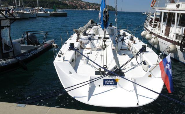 Adriatic Europa naredila vihar v Kopru