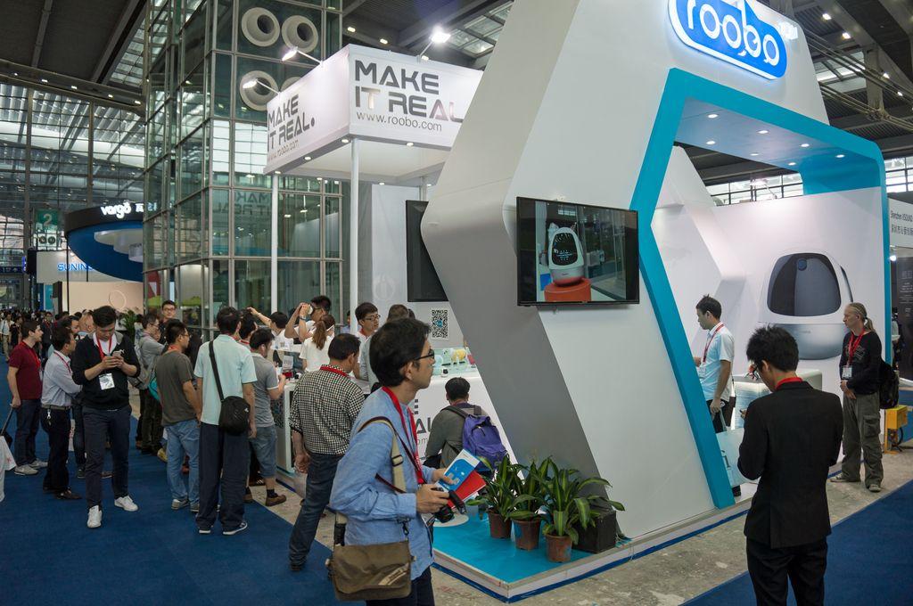 Kitajska pri zabavni elektroniki še nekaj časa ne bo sejemska velesila