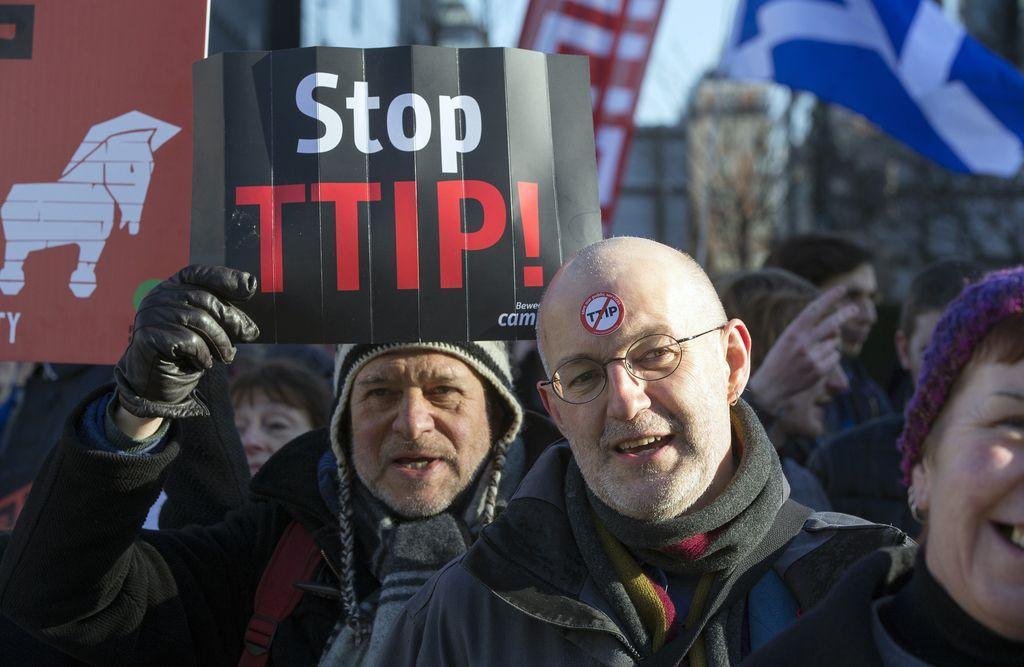 TTIP: Slovenija ima precej zadržkov glede posameznih področij