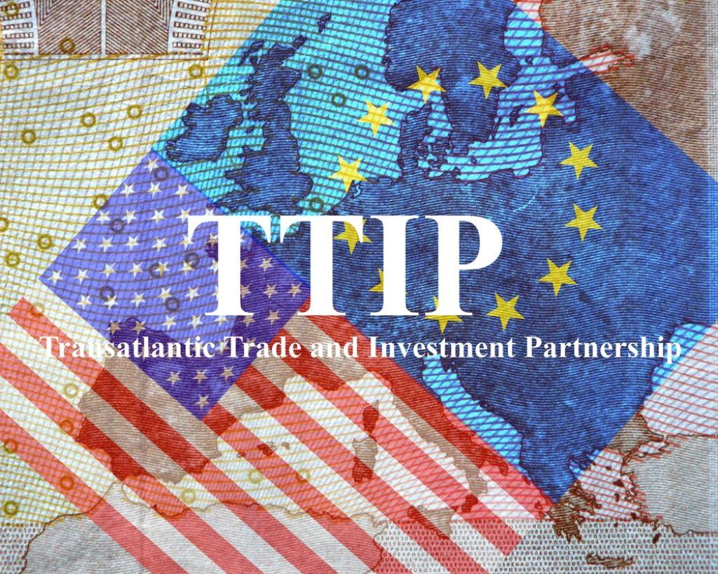Slovenija za nadaljevanje pogajanj o TTIP, o sporazumu pa tudi DZ