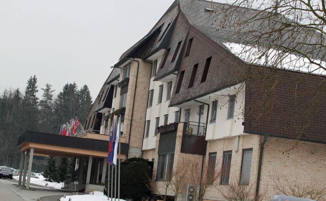 Brdo 2.3.2013, hotel Kokrica foto: Tomi Lombar