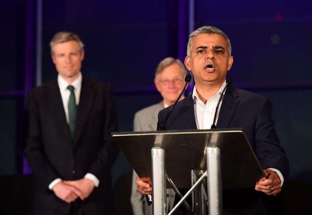 Novi župan: London se je odločil za upanje namesto strahu