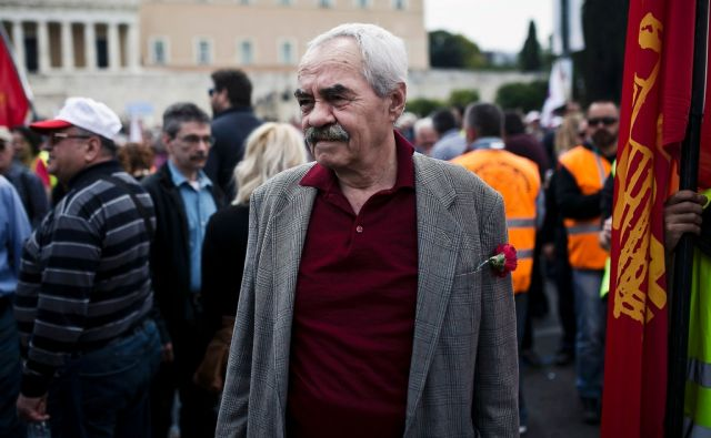 TOPSHOT-GREECE-LABOUR-MAY-DAY-PROTEST