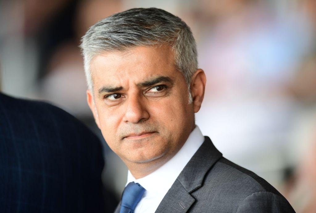 Novi župan Londona: Tu sem zaradi priložnosti, ki mi jih je dalo mesto