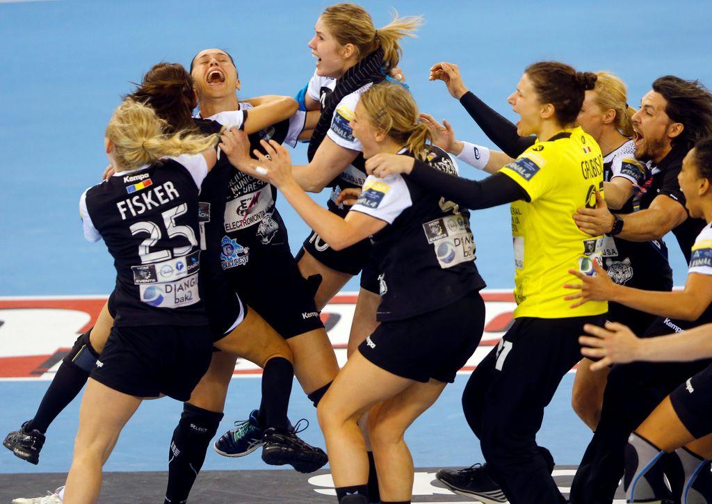 Rokometašice Bukarešte zmagovalke lige prvakinj