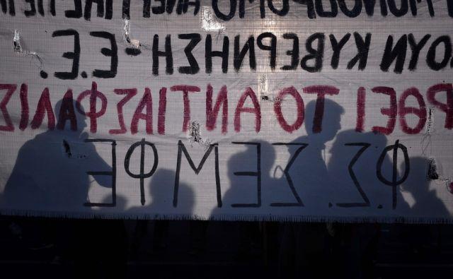 TOPSHOT-GREECE-EU-ECONOMY-PROTEST