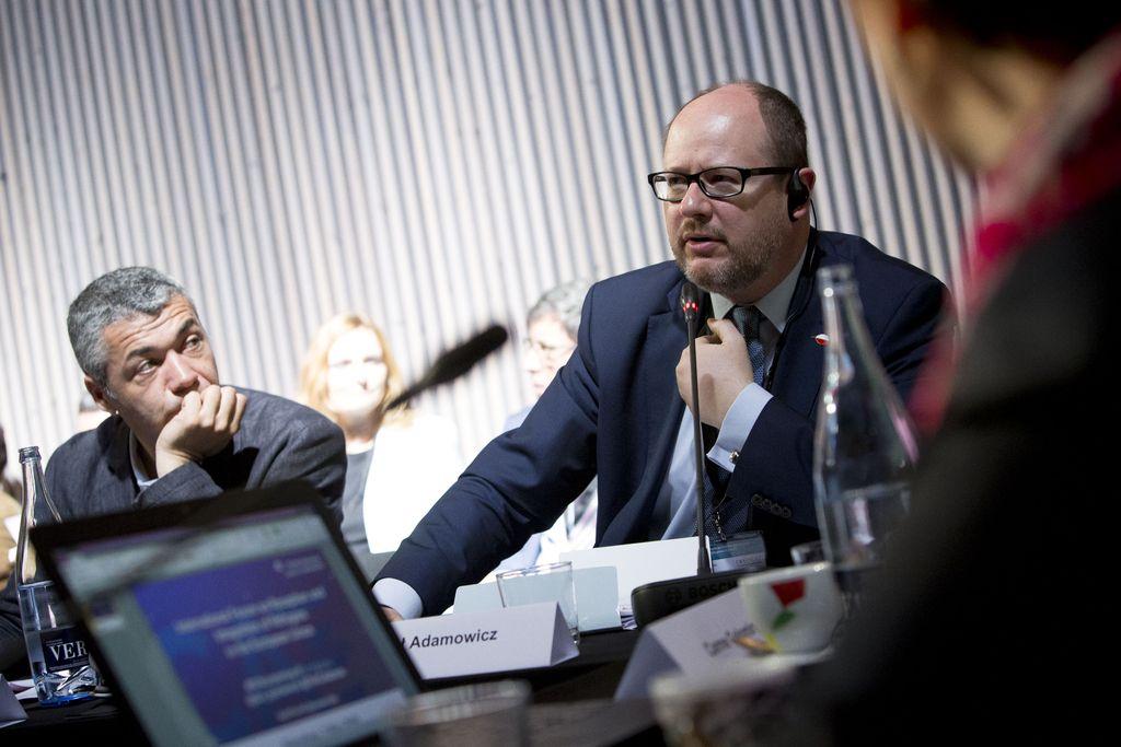 Župan Gdanska: Vsak človek se mora srečevati tudi z drugačnostjo