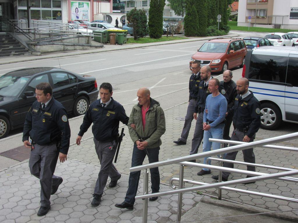 Priporniki zavračajo obtožbe o preprodaji prepovedane konoplje