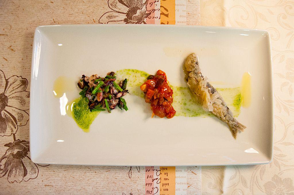 Nedelo izbira: Restavracija Hotela Marina, Izola