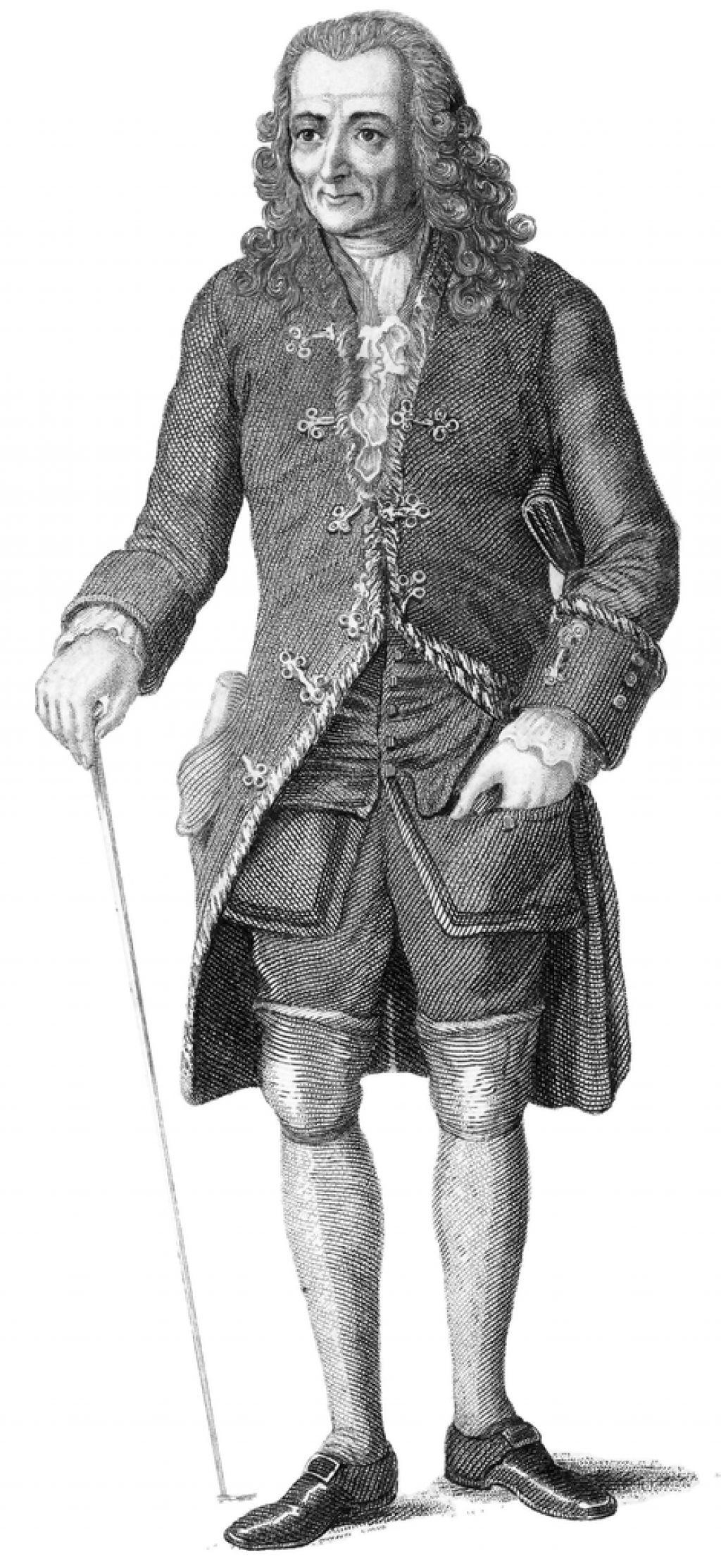 Voltaire na Šubičevi
