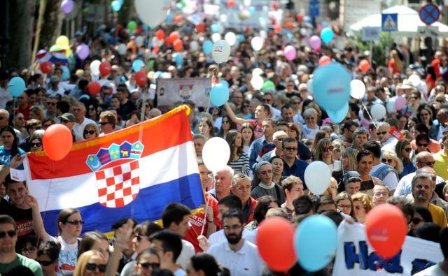 CROATIA-ABORTION-DEMO