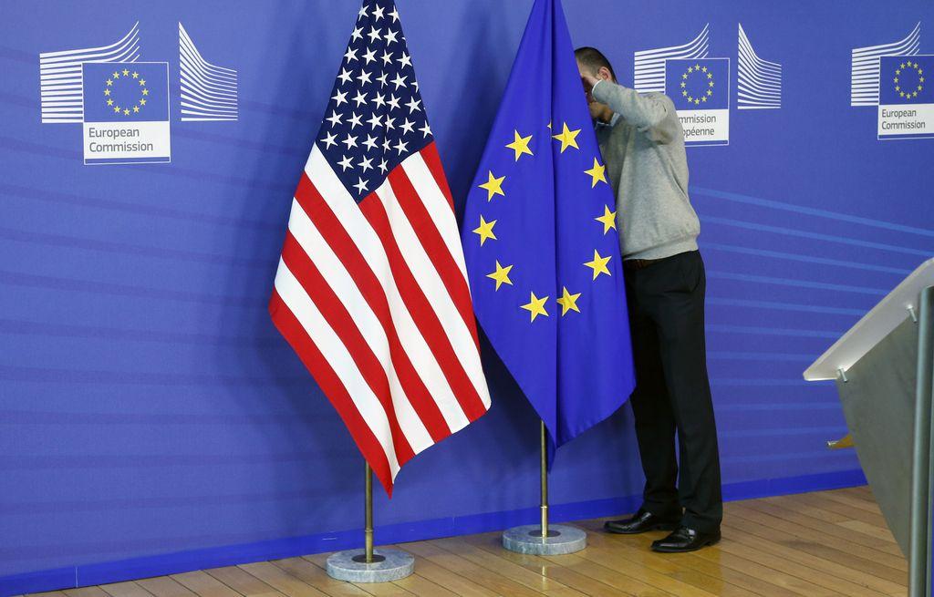 Evropski (ne)red: Američani prihajajo