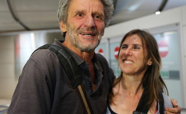 Tomo Križnar na letališču v Benetkah 30.5. 2016 [križnar]