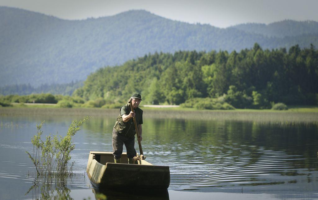Dobro jutro: Cerkniško jezero