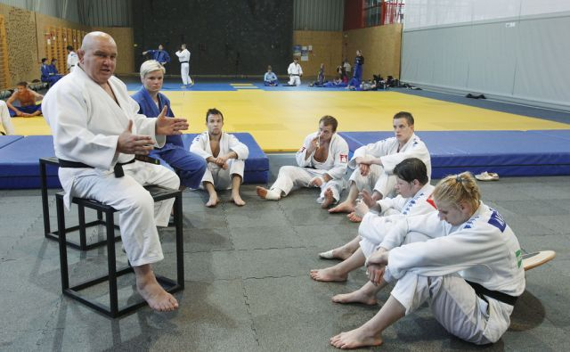 Trening judoistov, ki potujejo na olimpijske igre v Rio, Podčetrtek, 7. junija 2016 [judo,Podčetrtek,treningi]