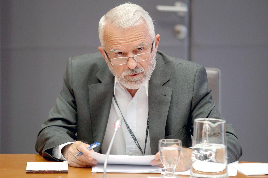 Gaspari: Za nastanek bančne luknje objektivno odgovorni Banka Slovenije in vlada
