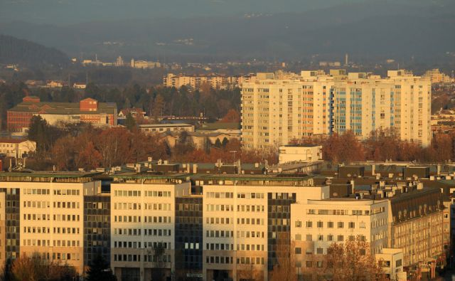 Ljubljana 16.novembra 2015 [Ljubljana,stanovanja,panorame]