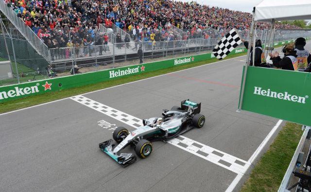 F1 Canada Grand Prix Auto Racing