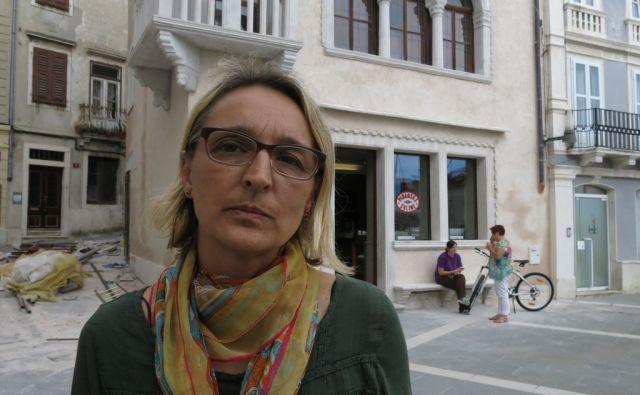 Mojca Dolšak, civilna iniciativa proti bledi Benečanki