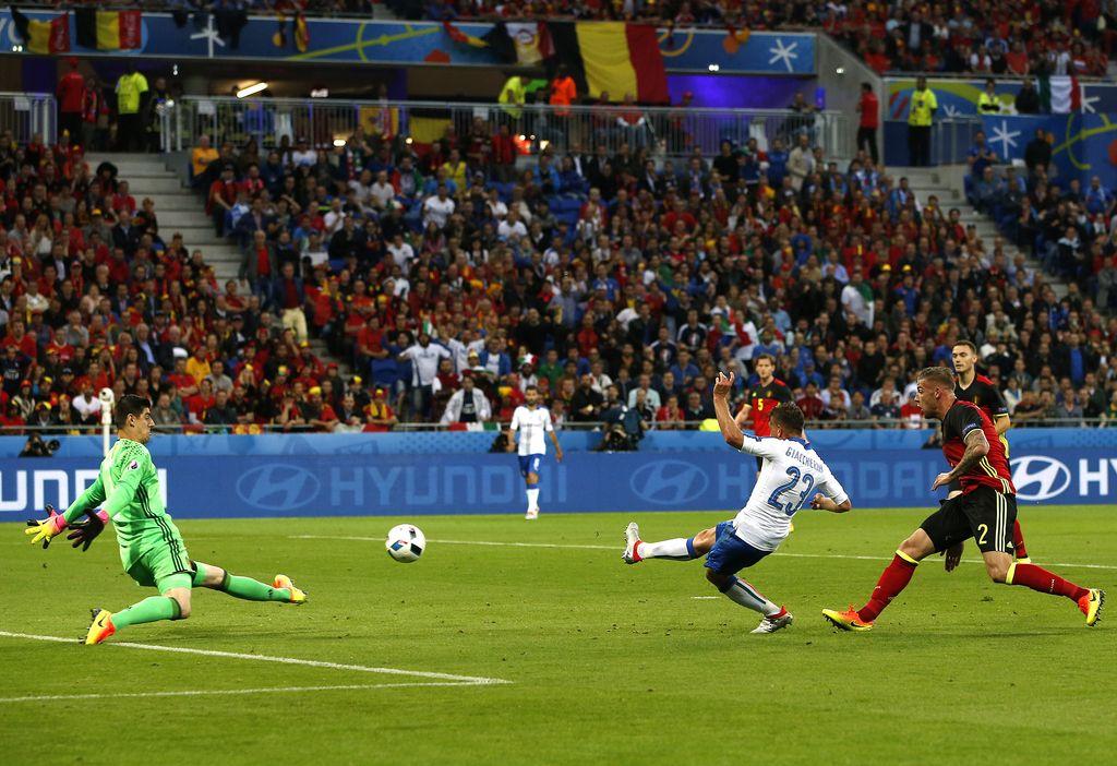 Euro 2016: »azzurri« kot pred 16 leti